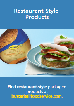 Restaurant style products