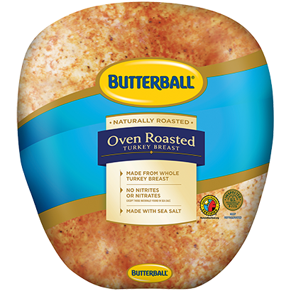Oven Roasted Turkey Breast Package