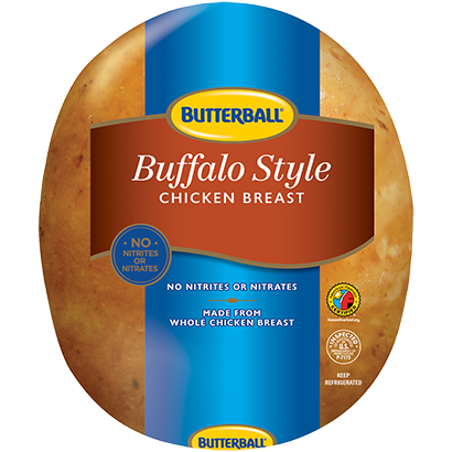 Buffalo Style Chicken Breast Package