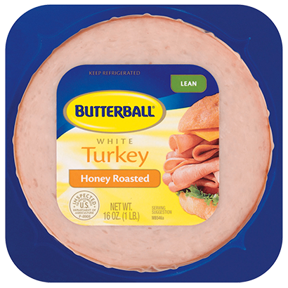 Family Size Honey Roasted Turkey Breast Package