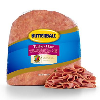 Turkey Ham Package