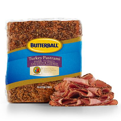 Turkey Pastrami Package