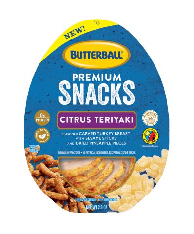 Citrus Style Premium Snacks Package