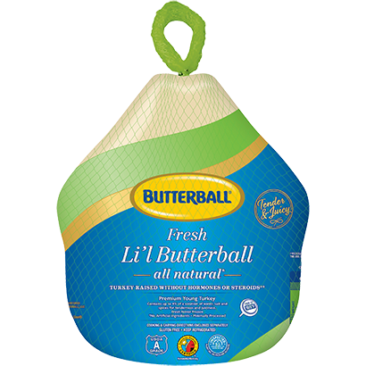 Fresh Li'l Butterball® Package